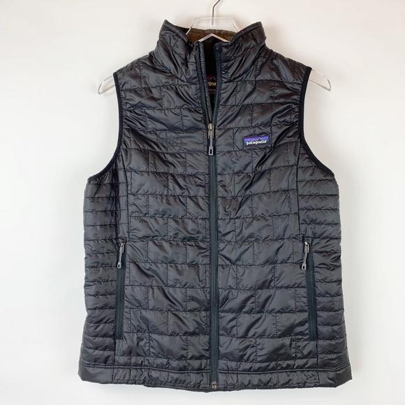 Patagonia Jackets & Blazers - Patagonia Women's Nano Puff® Vest Black L